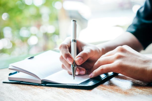 Are You Worried? – How to Use Journaling to Reclaim Your Calm